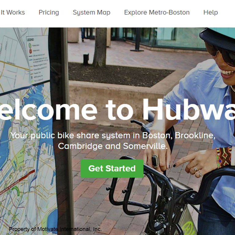 The Hubway